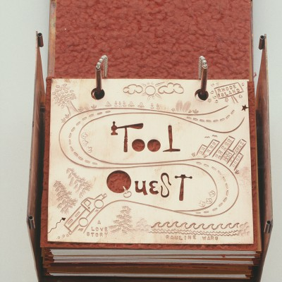 TOOL QUEST: Book / Box